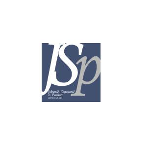 Advokatska kancelarija JSP logo - Klijenti Graphic Beast