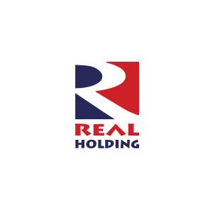 Real Holding logo - Klijenti Graphic Beast