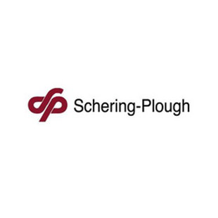Schering-Plough logo - Klijenti Graphic Beast