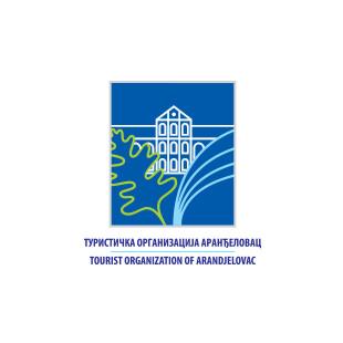 Turistička organizacija Aranđelovac logo - Klijenti Graphic Beast