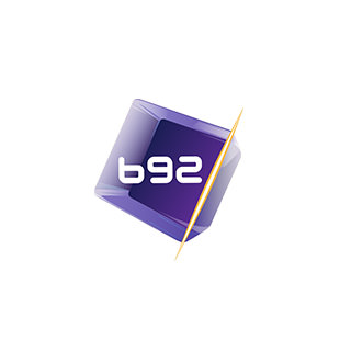 B92 logo - Klijenti Graphic Beast