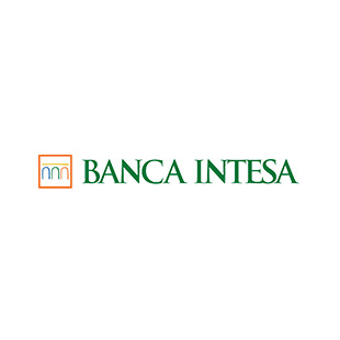 Banca Intesa logo - Klijenti Graphic Beast