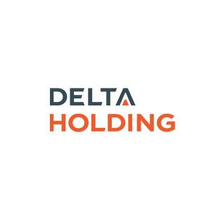 Delta Holding logo - Klijenti Graphic Beast
