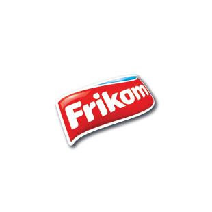Frikom logo - Klijenti Graphic Beast