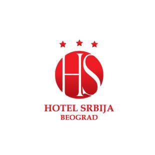 Hotel Srbija logo - Klijenti Graphic Beast