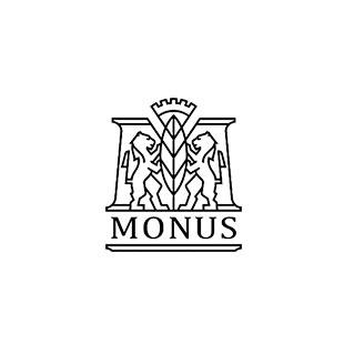 Monus logo - Klijenti Graphic Beast