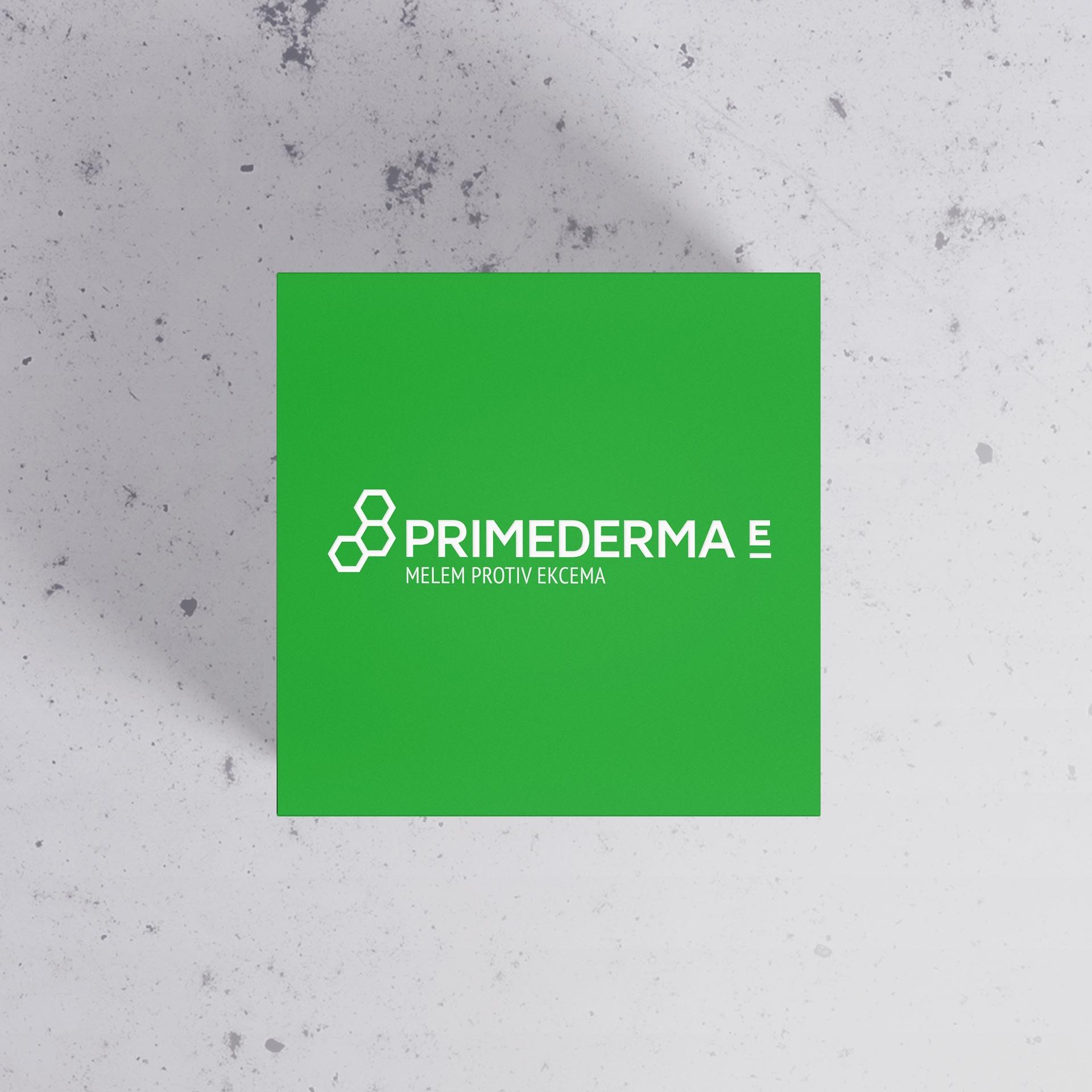 Dizajn i izrada pakovanja za kozmetiku Primederma